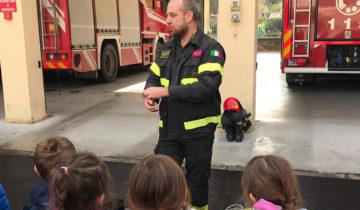 Il mestiere dei vigili del fuoco