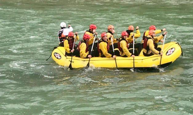 Rafting sul Brenta e città fortificate del Veneto