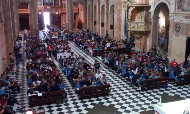 Celebrazione eucaristica 2019/2020