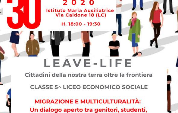 Leave Life