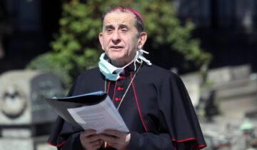 Benedizione Arcivescovo
