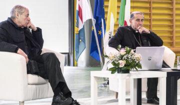 Arcivescovo ospite all'IMA