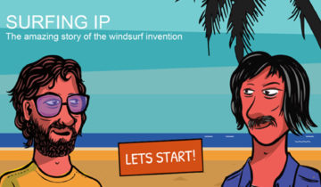 """IP – Experience: """"Surfing-IP"""""""